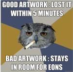 artstudentowl0002