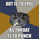 artstudentowl0064