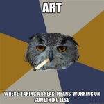 artstudentowl0129