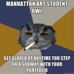 artstudentowl0256