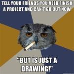 artstudentowl0333