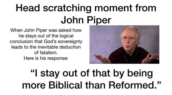 JohnPiperFatalism